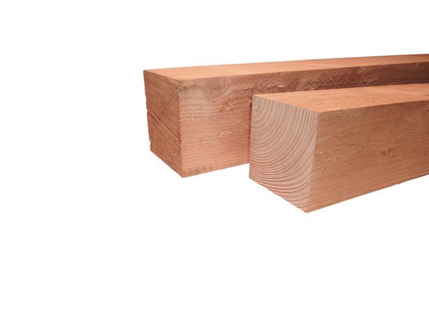 Douglas paal | 150 x 150 mm | 300 cm