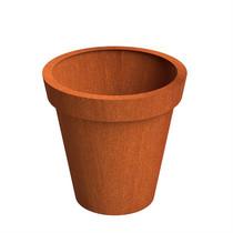 Adezz | Cortenstalen plantenbak Celso | Ø120 x 120 cm