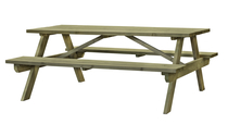 Outdoor Life Products | Picknicktafel met opkla...