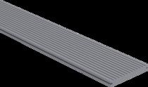 CarpGarant | Massieve composiet vlonderplank | Grijs | 480 cm