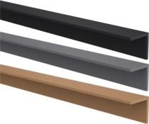 CarpGarant | Hoekprofiel composiet bruin 4 x 4 x 300 cm