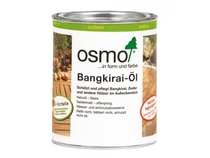 CarpGarant | Osmo bangkirai olie | Donker 2.5 l