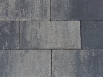 Kijlstra | Duo D-Klinker 42x21x6 | Grijs/zwart