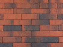 Kijlstra | Dikformaat 21x7x6 | Rood/zwart
