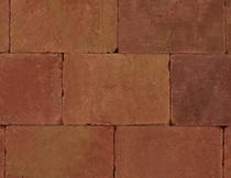Kijlstra | Trommelkassei 20x30x5 | Terracotta/geel