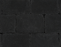 Kijlstra | Trommelkassei 20x30x6 | Bruin/zwart