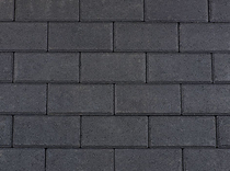 Kijlstra | Betonstraatsteen 21x10.5x8 | Machinaal | Antraciet