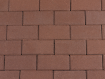 Kijlstra | Betonstraatsteen 21x10.5x8 | Machinaal | Paars