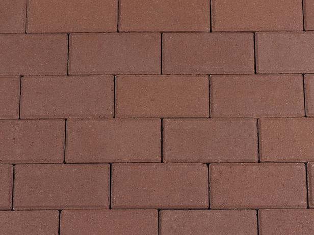Kijlstra | Halve betonstraatsteen 10.5x10.5x8 | Paars