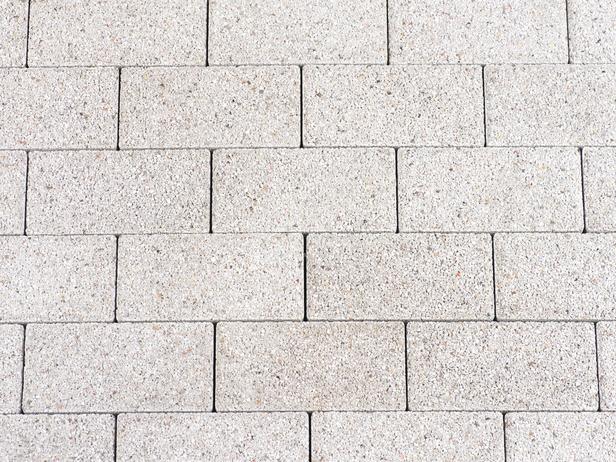 Kijlstra | Verkeerssteen 21x10.5x8 | Wit