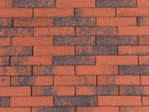 Kijlstra | Waalformaat 20x5x6 | Rood/zwart