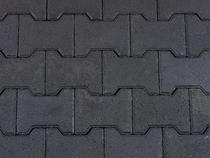 Kijlstra | H-verband straatsteen 10 cm | Antraciet