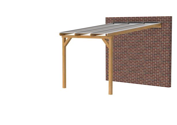 Douglasvision | Veranda 300x300 | Heldere dakplaat