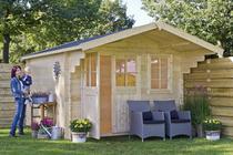Outdoor Life Products | Blokhut Quinten 280