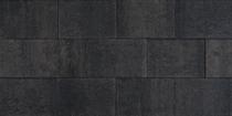 Excluton | Terrassteen 20x30x3 | Grijs/zwart