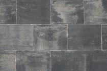 Excluton | Puras 30x40x6 | Grijs/zwart