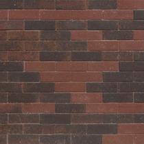 Excluton | Dikformaat 21x6.8x6 | Rood/zwart