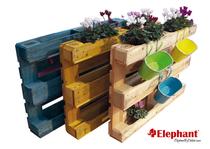 Elephant | Trendline plantenbak pallet