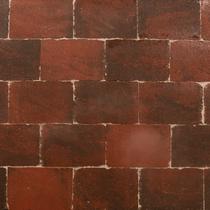 Excluton | Abbeystones 20x30x6 | Rood/zwart