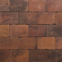 Excluton | Abbeystones 20x30x6 | Dark bronze