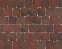 Excluton | Abbeystones 14x14x6 | Brons
