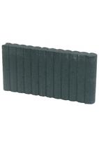 Excluton | Mini Rondoband palissade 6x25x50 | Zwart