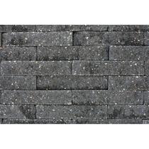 Excluton | Brickwall 30x10x6.5 | Antraciet