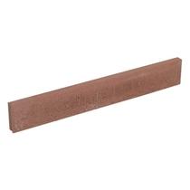 Opsluitband / betonband 5x15x100 | Rood