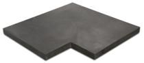 Excluton | Siam Bluestone vijverrand 50/50x20x3 | Verzoet