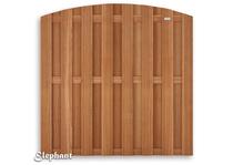 Elephant   Timber toogscherm   180x180 cm