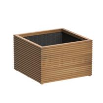 Adezz | bloembak Malaga Rhombus | Hardhout | 100x100 cm