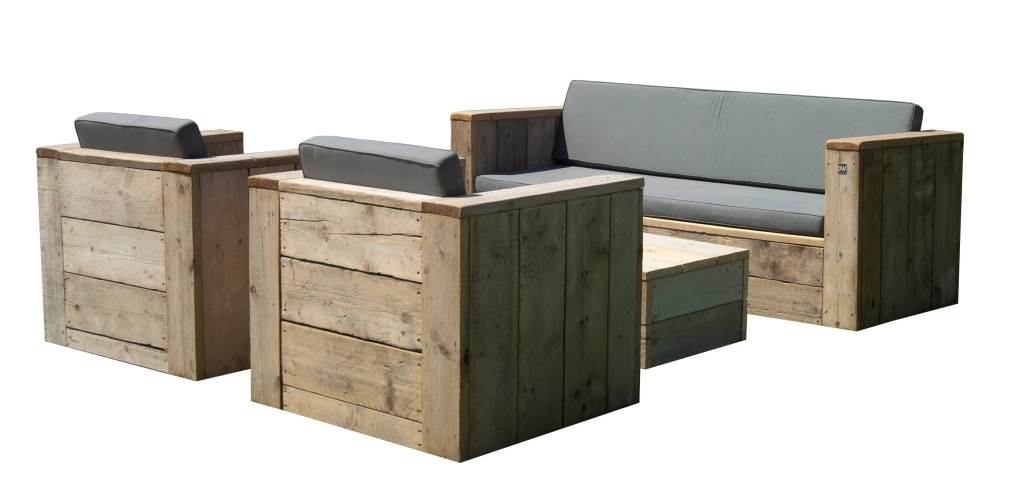 DutchWood | Blokloungeset