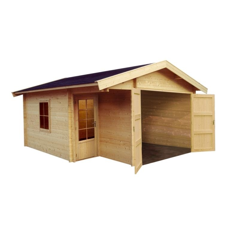 Woodvision | Garage Wouw 414 x 500
