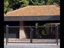 Bekafor | Classic dubbele poort 103 x 300cm