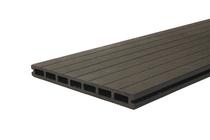 Woodvision | Composiet | Vlonderplank 23 x 250 | Antraciet 420 cm
