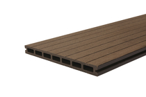 Woodvision | Composiet | Vlonderplank 23 x 250 | Bruin 420 cm