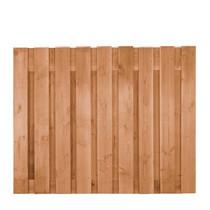Carpgarant | Scherm Douglas fijnbezaagd | 19-planks | 150 x 180 cm