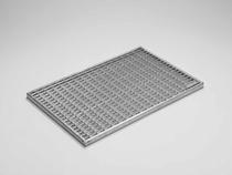 MBI | ACO Schraaprooster tbv schoonloper verzinkt staal 100x50