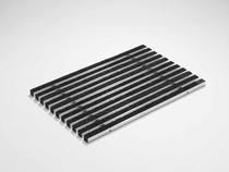 MBI | ACO Alu rooster met tapijtstroken 100x50