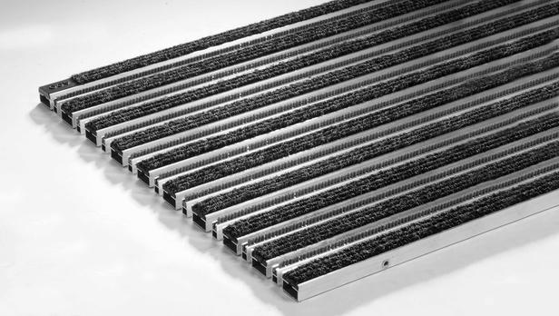 mbi aco alu rooster met tapijtborstel 75x50. Black Bedroom Furniture Sets. Home Design Ideas