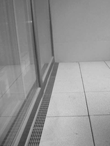 MBI | ACO Glassline gootelement 1 m
