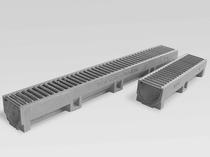 MBI | ACO Euroline goot met onderuitloop 1 meter