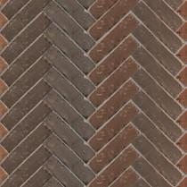 Excluton | Gebakken Waalformaat 20x5x8.5 | Oud Utrecht