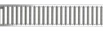MBI | ACO Sleufrooster verzinkt staal antraciet 1 meter