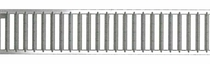 MBI | ACO Sleufrooster verzinkt staal antraciet 0.5 meter