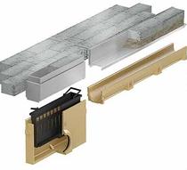 MBI | ACO Slotline verzinkt staal inspectie 0.5 meter