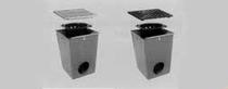 MBI | ACO Afwateringsput verzinkt met stalen rooster