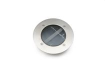MBI | Verlichting Solar RVS 2xLED Ø 120x35mm (FQH-12A)