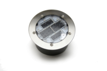 MBI | Verlichting Solar RVS 6x LED Ø 120x35mm (FRS-311)
