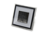 MBI | Verlichting Solar Kunststof 4 LED's 97x97 mm (FQH-08A)